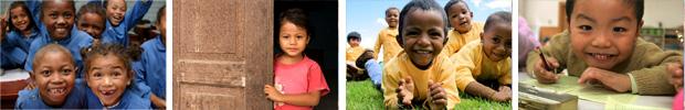 Immagini Bambini nel mondo