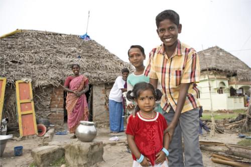 esperienza di adozione a distanza in india