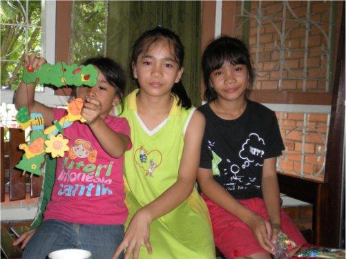 Storie di adozione a distanza Indonesia