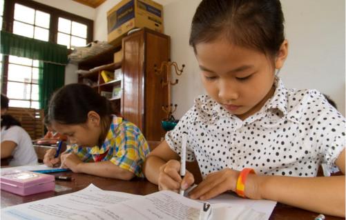 Scrivere una letterina al bambino
