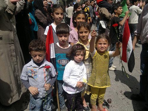 Bambini morti in Siria, denuncia UNICEF