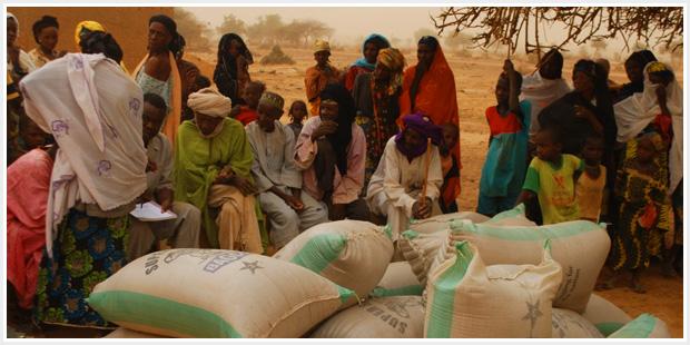 Crisi alimentare in Niger - Foto archivio SOS VIllaggi dei Bambini