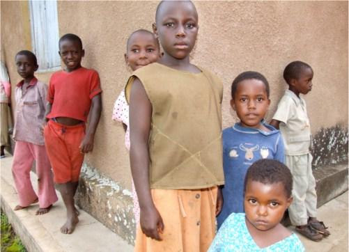 Adottare a distanza un bambino dell'Uganda