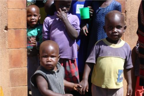 Adozione a distanza in Uganda