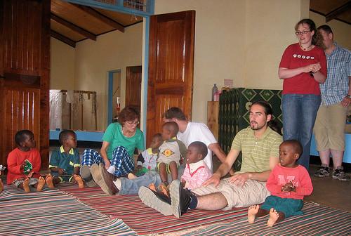 Aiutare i Bambini dall'Asilo Nido
