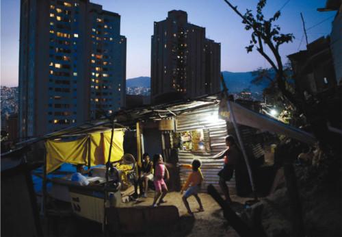 Report bambini UNICEF in città povere