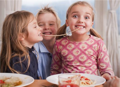 crescita bambini e alimentazione