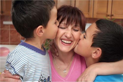 Auguri per la festa della mamma 2012