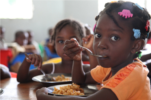 Adottare a distanza un bambino di Haiti