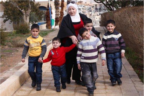 Adottare un bambino della Siria
