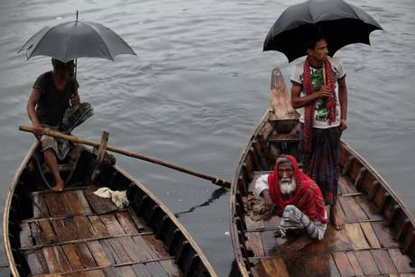 Alluvione e morti in Bangladesh