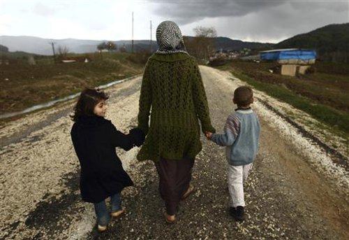 Bambini della Siria