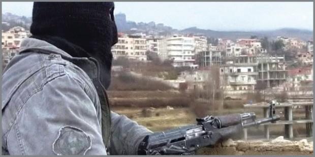 Bambini usati come scudi umani in Siria