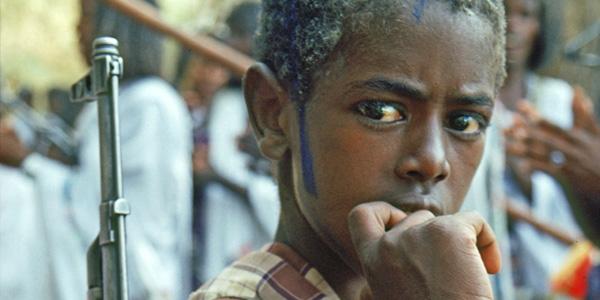 Bambini soldato in Sudan