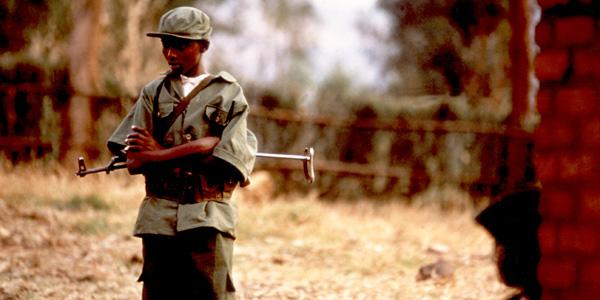 Sfruttamento dei Bambini soldato