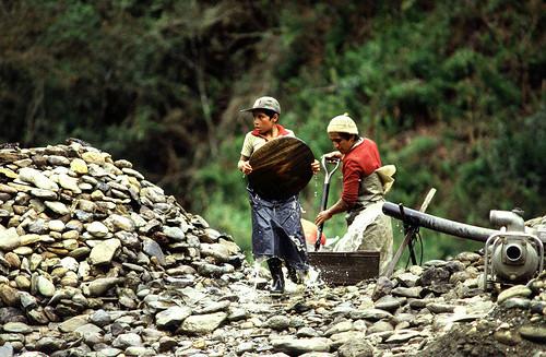 Giornata contro il lavoro minorile