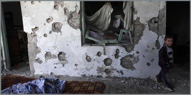 Strage di bambini in Siria