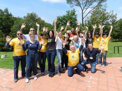 Volontariato estate 2012 con Aiutare i Bambini