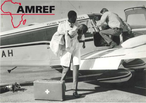 Flying Doctors di Amref