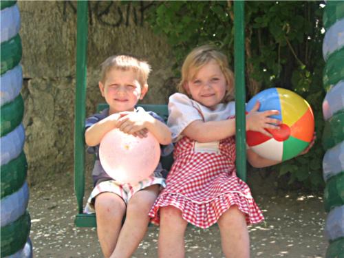Adottare un bambino dell'Ucraina
