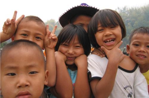 Adottare un bambino della Thailandia