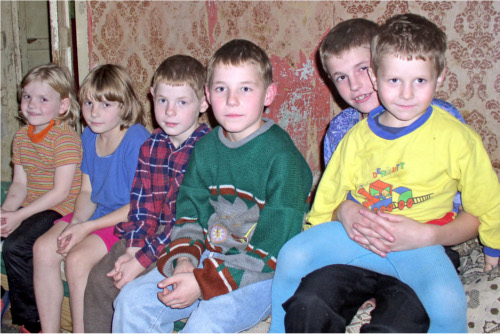 Adozione a distanza Ucraina