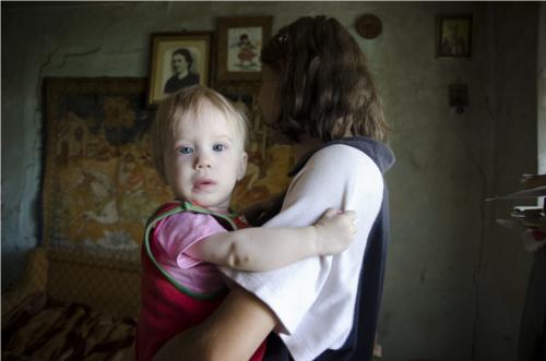 Bambini abbandonati