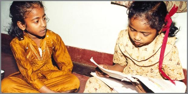 Banca per bambini in India: risparmio sicuro dagli adulti