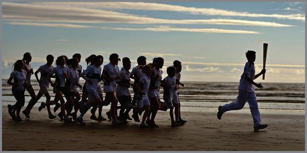 Olimpiadi per bambini a Londra 2012