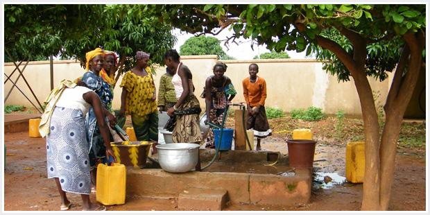 Crisi alimentare in Sahel - Foto da archivio SOS Villaggi dei Bambini