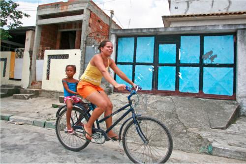 Sicurezza bambini in bicicletta