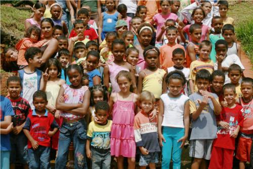 Solidarietà dei bambini