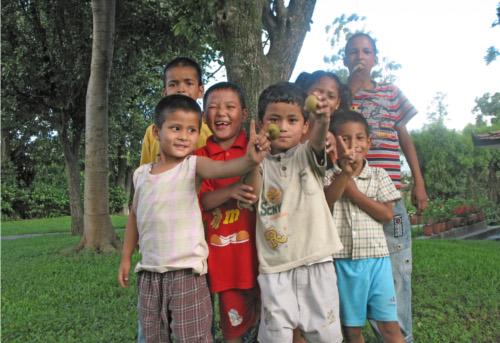 Adozione in Nepal
