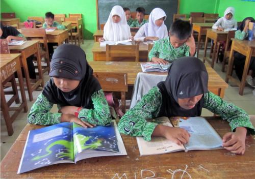 La scuola durante la guerra
