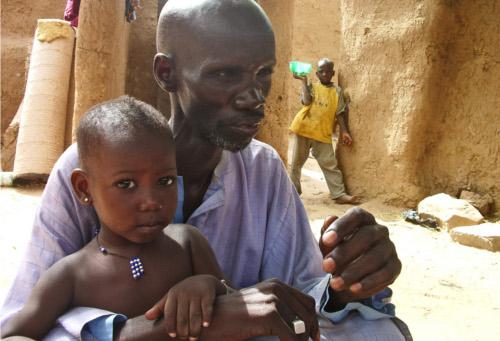 Adozione a distanza in Mali