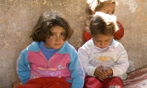 Adozione bambini della Giordania a distanza