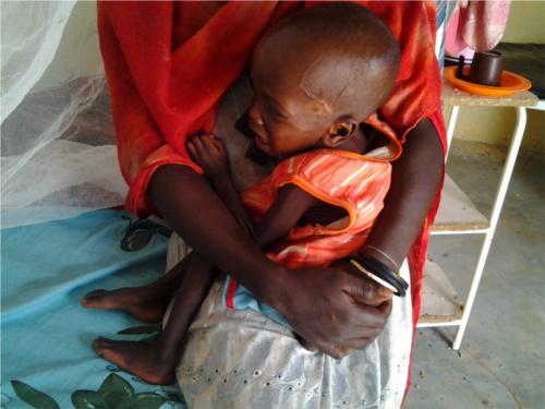 Adozione bambino del Mali a distanza