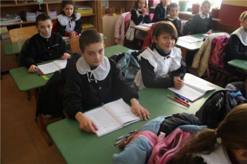 Bambini e scuola in Italia