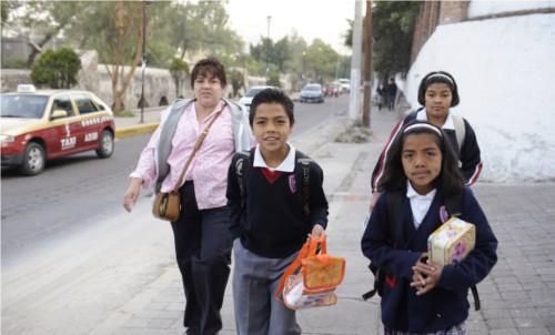 Bambini immigrati a scuola
