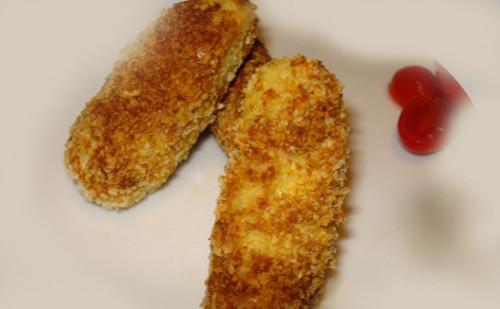 Crocchette di semolino ricetta