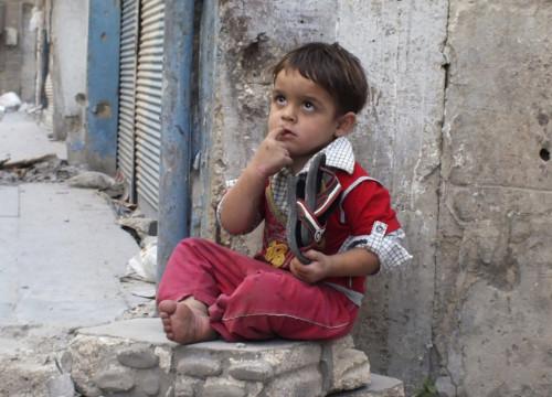 Scuola in Siria? Sotto le bombe