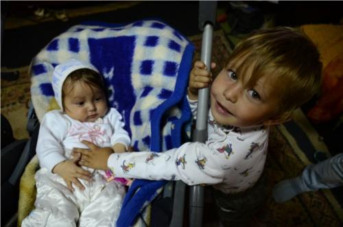Sicurezza bambini in casa