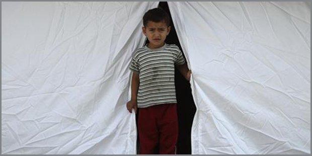 Strage di bambini ad Aleppo, in Siria