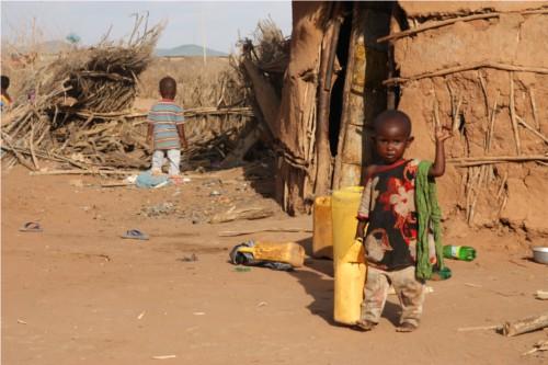 Acqua potabile in Africa