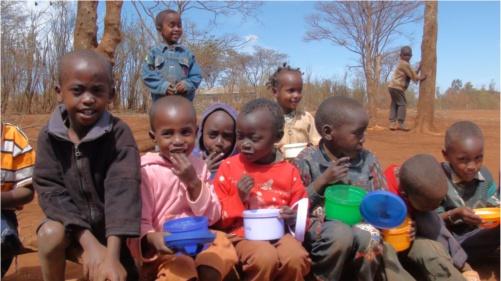 Adozione a distanza in Kenya