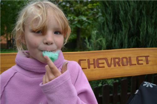 Chevrolet Volt: ecologia e bambini