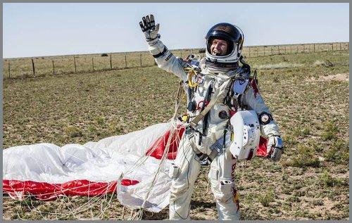 Costo del salto dallo spazio per Red Bull