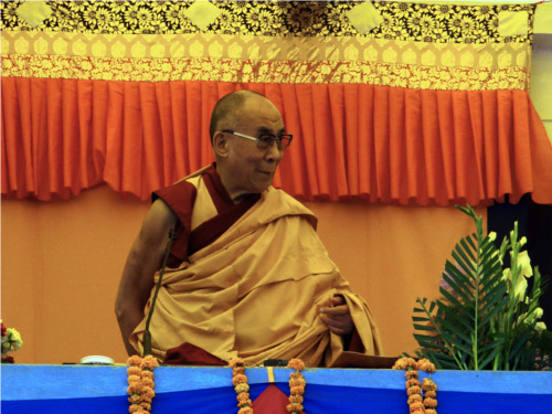 Il Dalai Lama e i Villaggi dei Bambini in Tibet