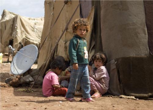 Guerra in Siria e bambini