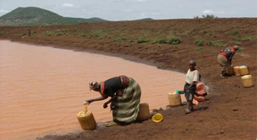 Malattie per acqua inquinata